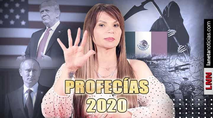 Trump, México y más: las alarmantes profecías de Mhoni Vidente para 2020