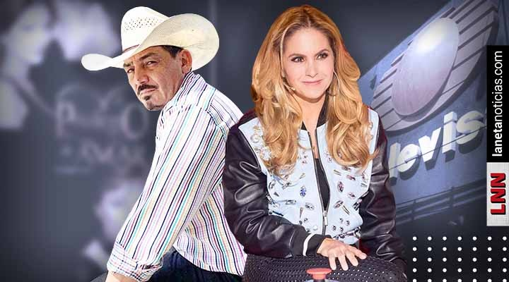 Lucero y José Manuel Figueroa ganan casting para nuevo proyecto de Televisa