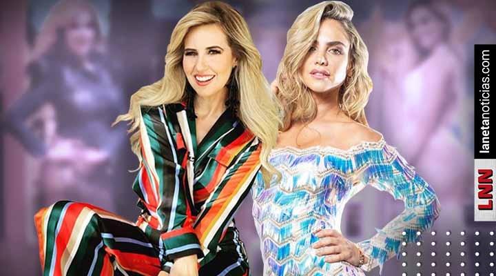 Ximena Córdoba acaba con cuerpo de Raquel Bigorra en programa de Televisa