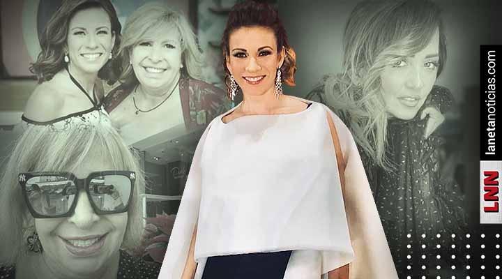 Junta en Hoy definiría conducción de Ingrid Coronado con Andrea Legarreta