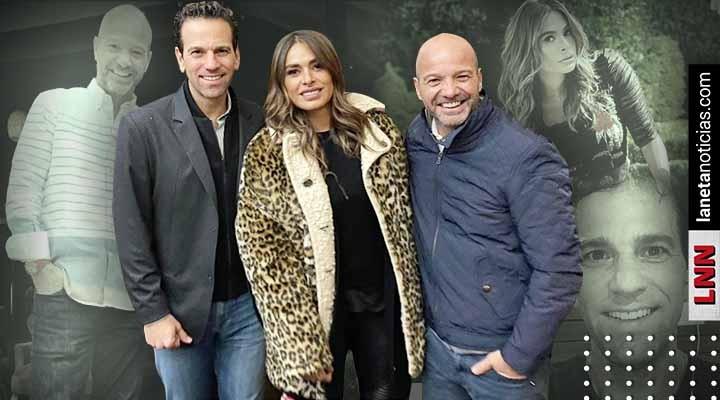 Galilea Montijo: ¿qué hay detrás de su foto con Loret de Mola y Luis García?
