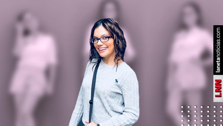 Tábata Jalil: las fotos de su look como secretaria que conquistan internet