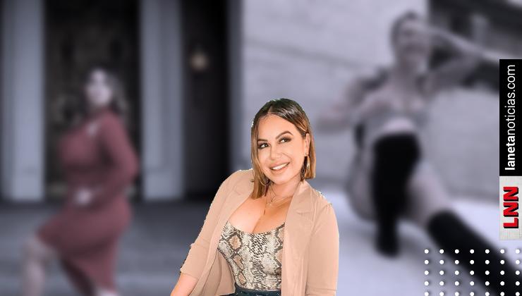Hija de Jenni Rivera enseña a Ingrid Brans cómo perrear con clase hasta el suelo