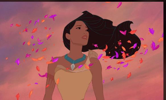 Disney buscaría a Yalitza Aparicio para interpretar a Pocahontas