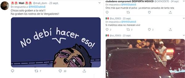 Golpean a asaltante en Ecatepec tras intentar atracar a familia