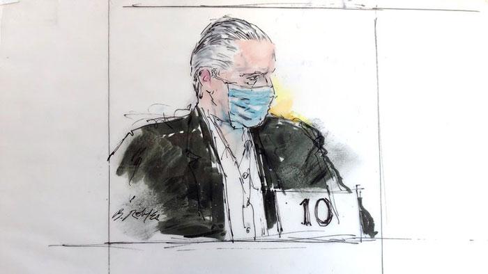 La costosa asesoría legal de Cienfuegos y su posible sentencia 'de muerte'