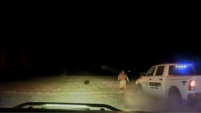 Video de patrulla que arrolló a hombre negro