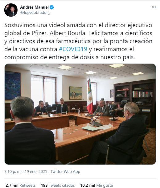AMLO se impone a López Gatell: estados sí comprarán vacunas