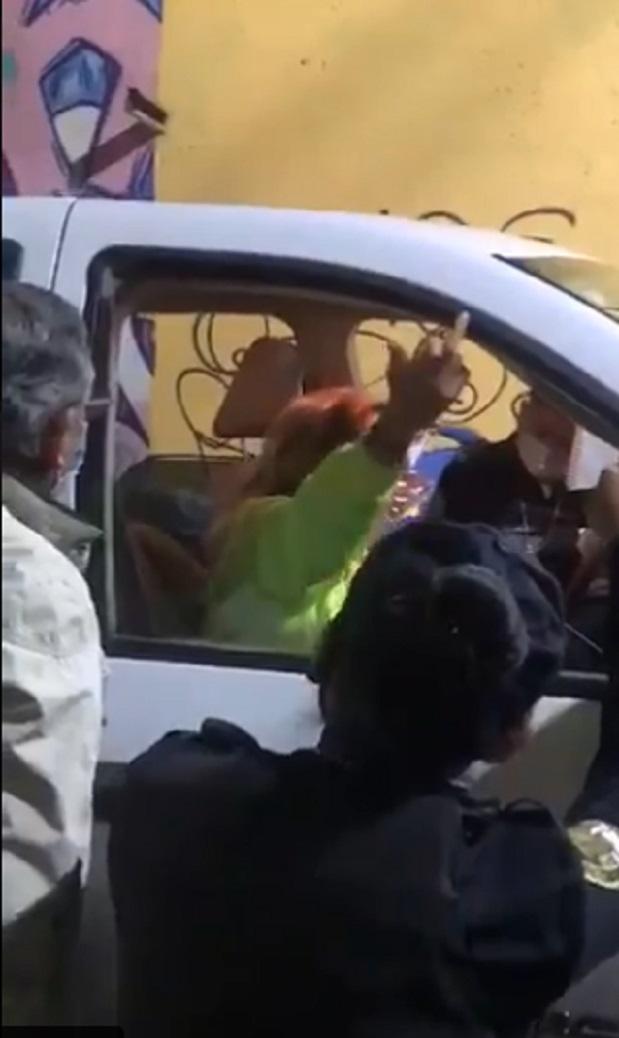 Surge Lady Mugrosa: 'capitana de Aeroméxico' insulta a mujeres (VIDEO)
