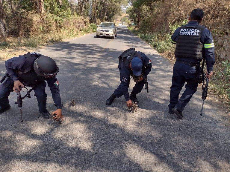 Así se escuchó la masacre de 13 policías en Llano Grande (VIDEOS)