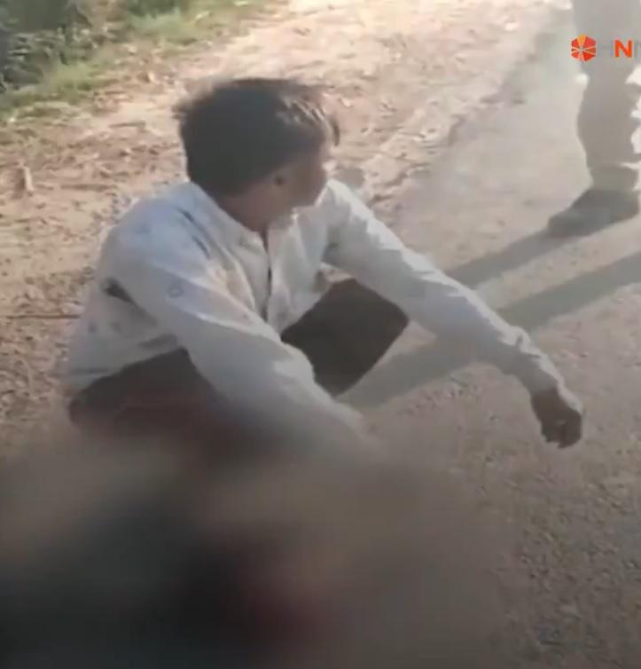 Padre decapita a su hija y se entrega a la Policía (VIDEO)
