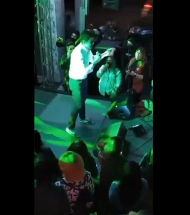 Candidato del Verde promete 'traer a Metallica gratis a Reynosa' (VIDEO)