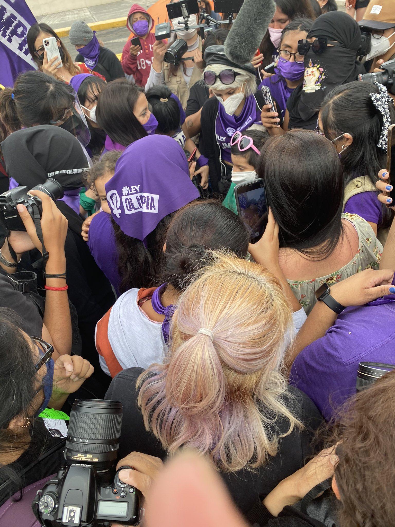 No más violencia digital contra mujeres: diputados aprueban ley Olimpia