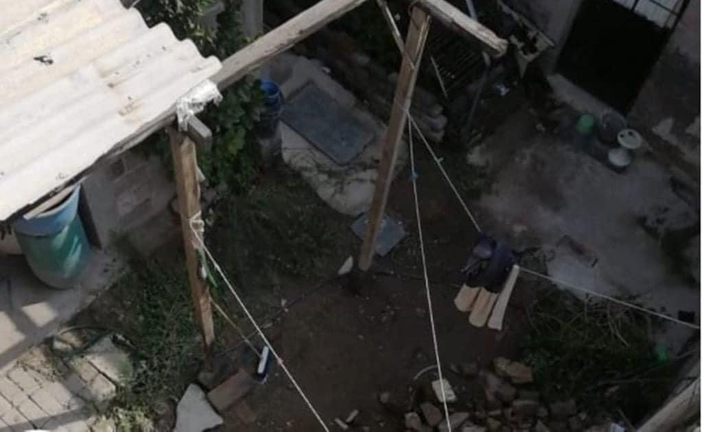 Ecatepec: hallan a familia enterrada en domicilio; tenían ficha de desaparición